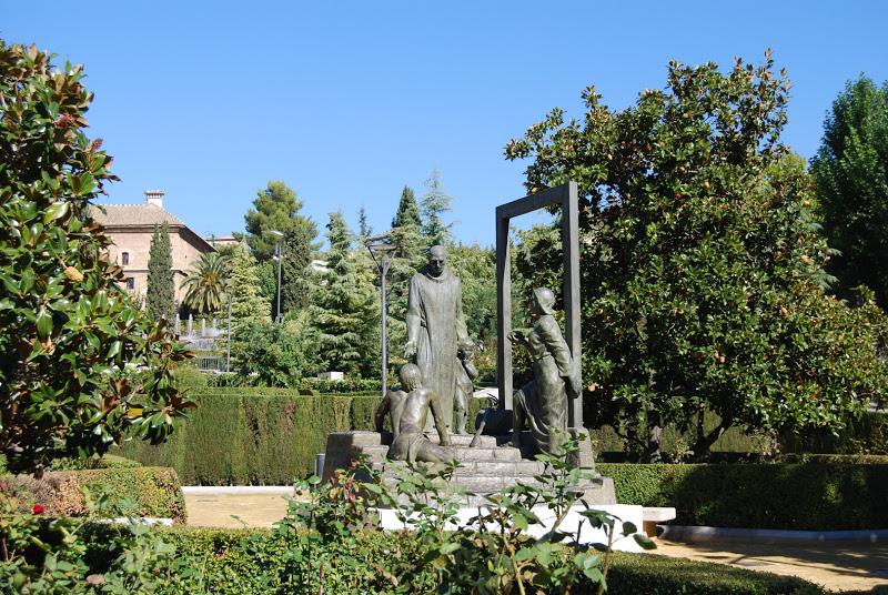 Que ver en granada jardines del triunfo for Ver jardines