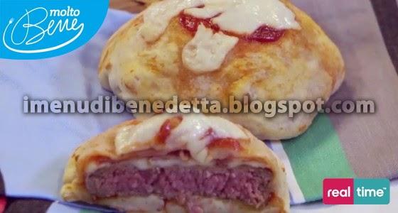 Pizza Burger di Benedetta Parodi