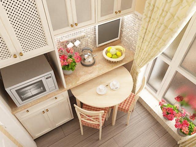 Дизайн проект кухни в 5 кв.метров,маленькая кухня, дизайн кухни, классический интерьер