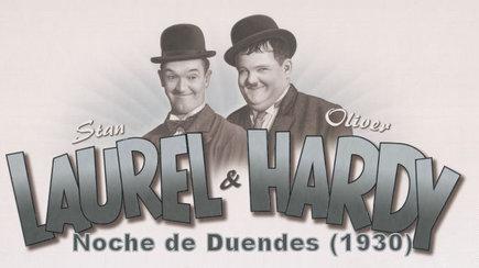 Laurel & Hardy - Noche de Duendes | 1930 | Mega-Uptobox