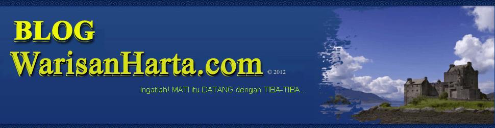 Blog WarisanHarta.com