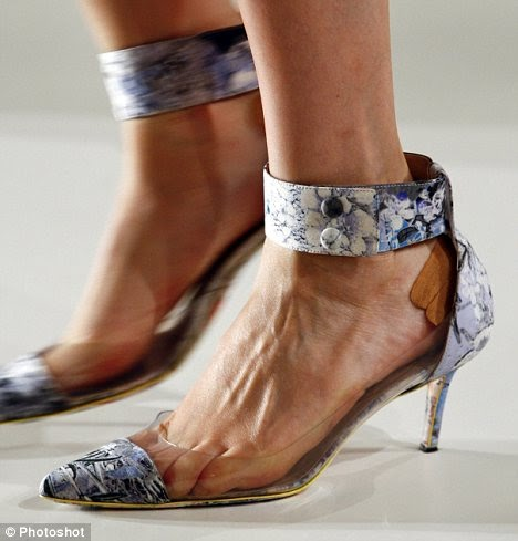 Foot Talk Fashion Shoes And Sore Feet