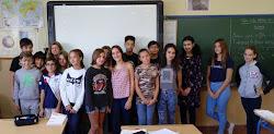 Alumnos de 6º A