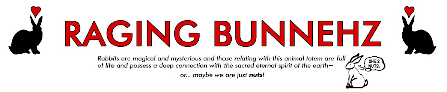 RAGING BUNNEHZ