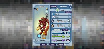 Mutants: Genetic Gladiators Breeding video N°56 (Planet Cleaner - Nebulon)