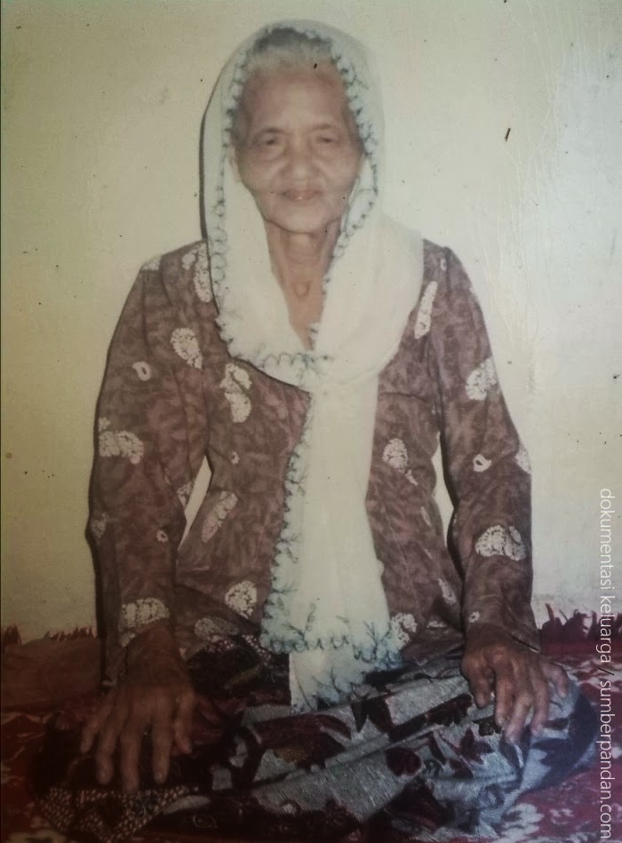 Ny. Muntama, Guru Spiritual yang Selalu Menerima
