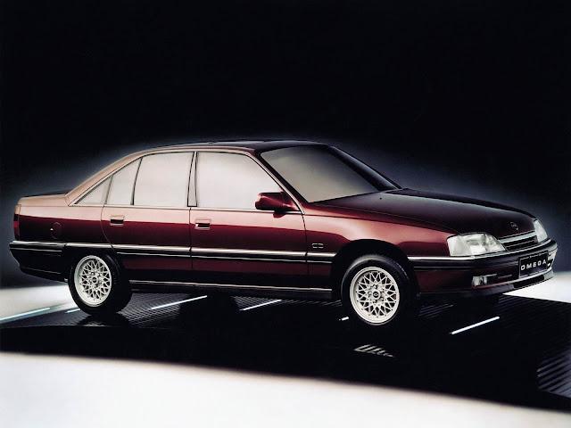 Chevrolet Omega CD 3.0 1993