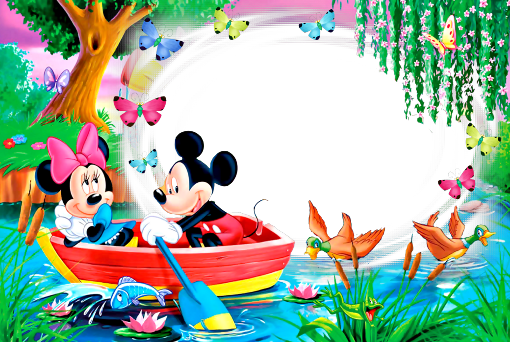 Imagenes de Mickey Mouse y Minnie, parte 4
