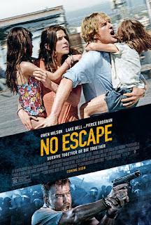 No Escape (2015) Hindi Dual Audio BluRay   720p   480p