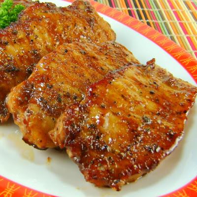 Pork chop bite recipes