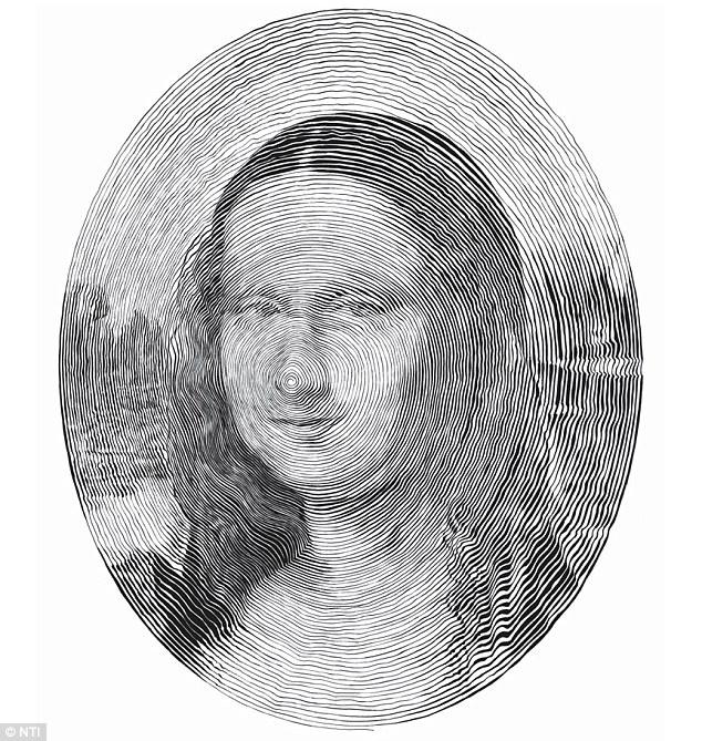 La Mona Lisa por Chan Hwee Chong.