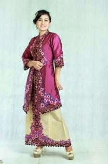 model baju kebaya muslim untuk remaja
