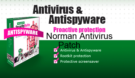 Norman Antivirus 2015 Patch License Key Portable Crack Free