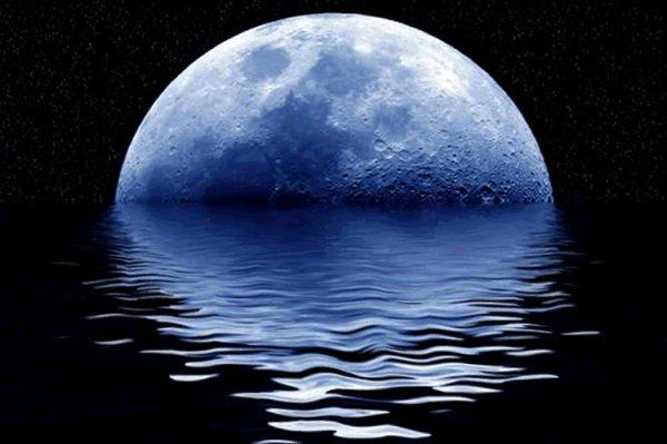 Luna y estrellas wallpaper - Imagui