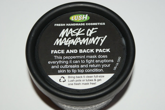 Mask Of Magnaminty. Lush