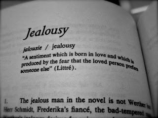 jealousy in othello