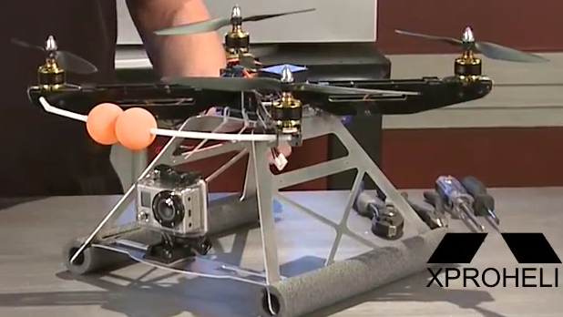 Gopro Quadcopter Video Camera Helicopter