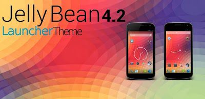 Jelly Bean 4.2 Theme v4.2.3
