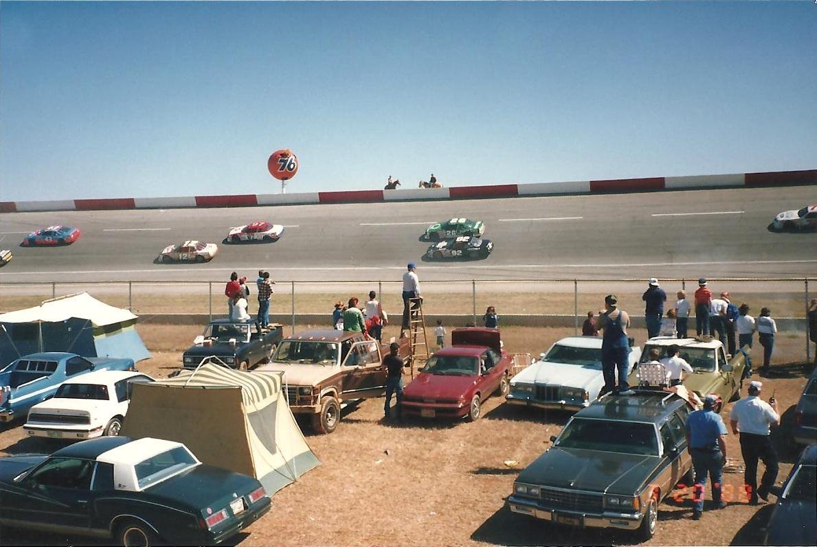 Race Track Ramblings: Fan Perspective: Texas Motor ...