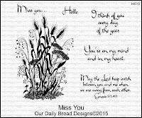 ODBD Miss You