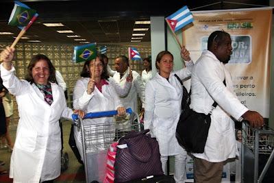 Médicos Cubanos no Brasil - Um Asno