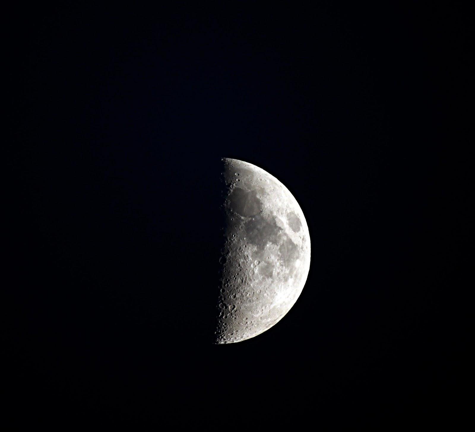 Observatorio astron mico de berja la luna hoy for Hoy hay cambio de luna