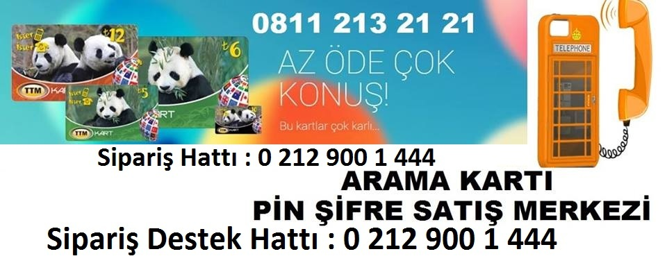TOPTAN TELEFON ARAMA KARTI PİN SATIŞI