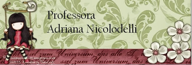 Professora Adriana Nicolodelli