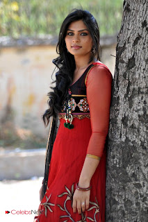 Deepsika Picture Gallery in Salwar Kameez at Jayan Creations Movie Opening  0009.jpg