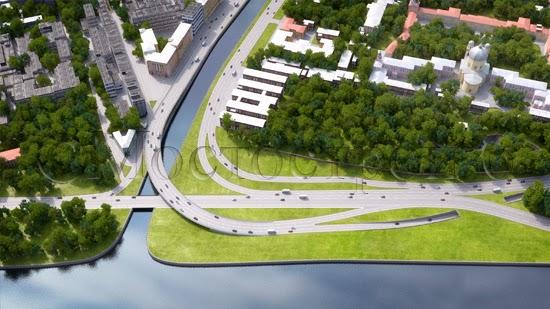 Строительство на Обводном канале