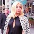 FOTOS HQ: Lady Gaga saliendo de su apartamento en New York - 20/12/14