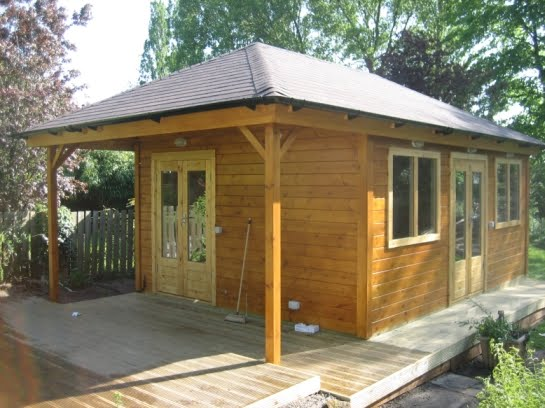 Shedworking garden office studio gymnasium and store for Garden studio uk