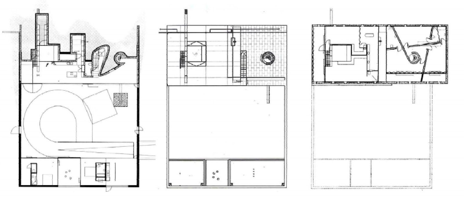 Evan shen arch1201 week 4 analysis of bordeaux house - Maison de l architecture bordeaux ...