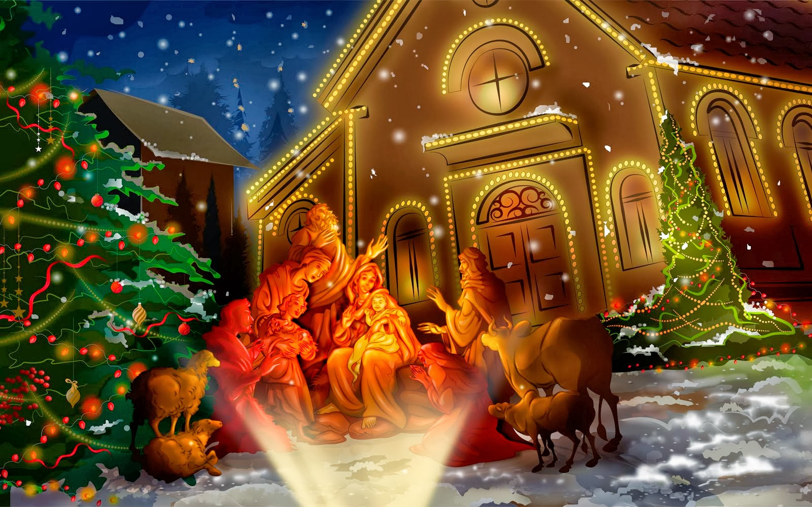 Free christmas wallpapers,christmas wallpapers,merry christmas ...
