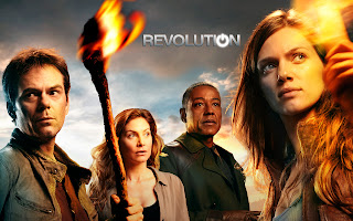 Revolution Billy Burke and Tracy Spiridakos HD Wallpaper