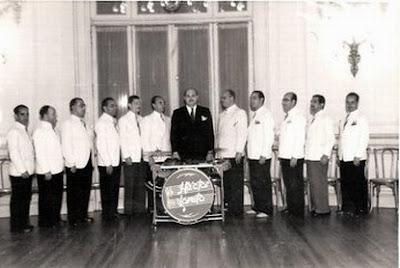 Héctor y su Jazz (Héctor Lomuto) en Mar del Plata en 1942