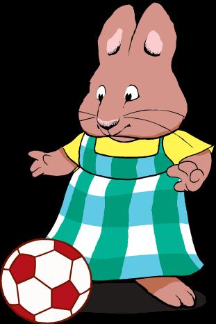 Cartoon Characters Max Amp Ruby