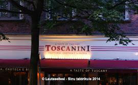 Maukas aamiainen Toscaninissa – Maitsev hommikusöök Toscaninis