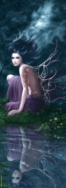 Water Fairie is so Magick