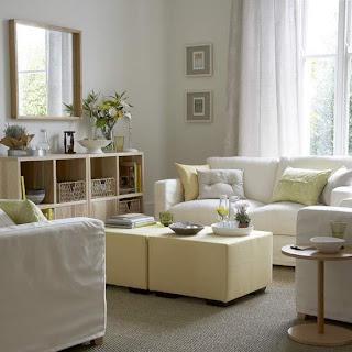 Ideias de decoração para salas
