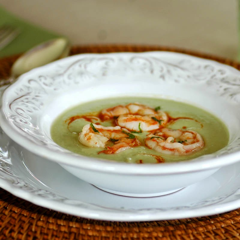 Savoring Time in the Kitchen: Cucumber-Avocado Soup with ...