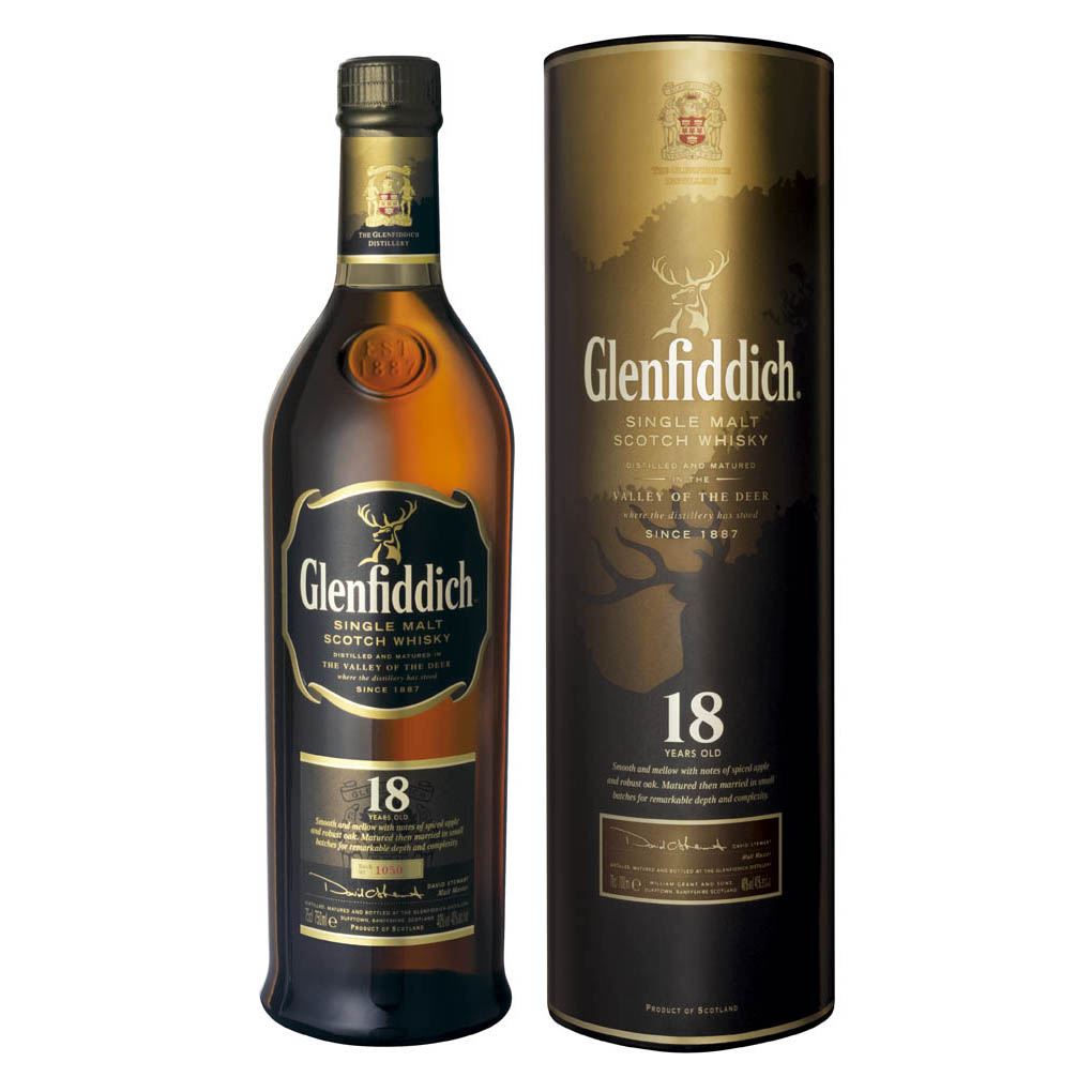 My Whisky Glass: Glenfiddich 18 years old