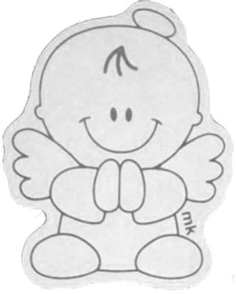 Mi Colección De Dibujos Angelitos Para Comunión