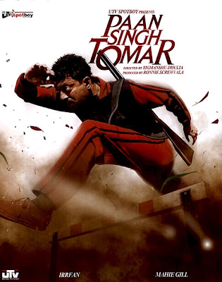 Paan Singh Tomar First Look