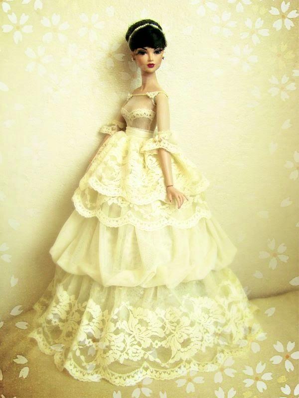2w1 koronkowa balowa suknia