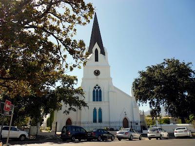 NG Moedergemeente, Stellenbosch