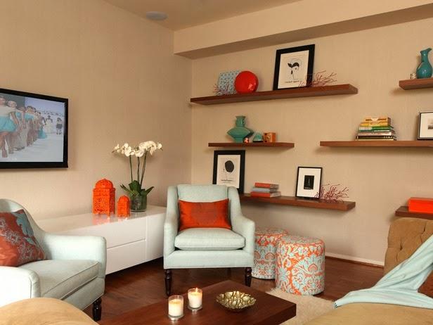 Int rieur couleur tendance pour un salon confortable for Salon confortable