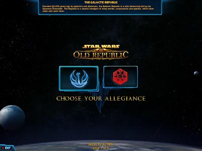 SWTOR - Allegiance