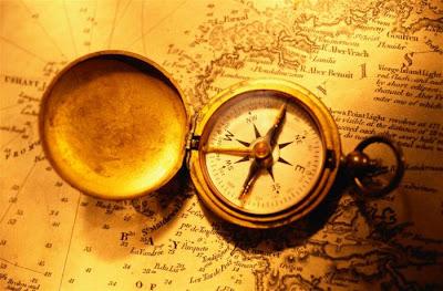Petunjuk Arah Kompas