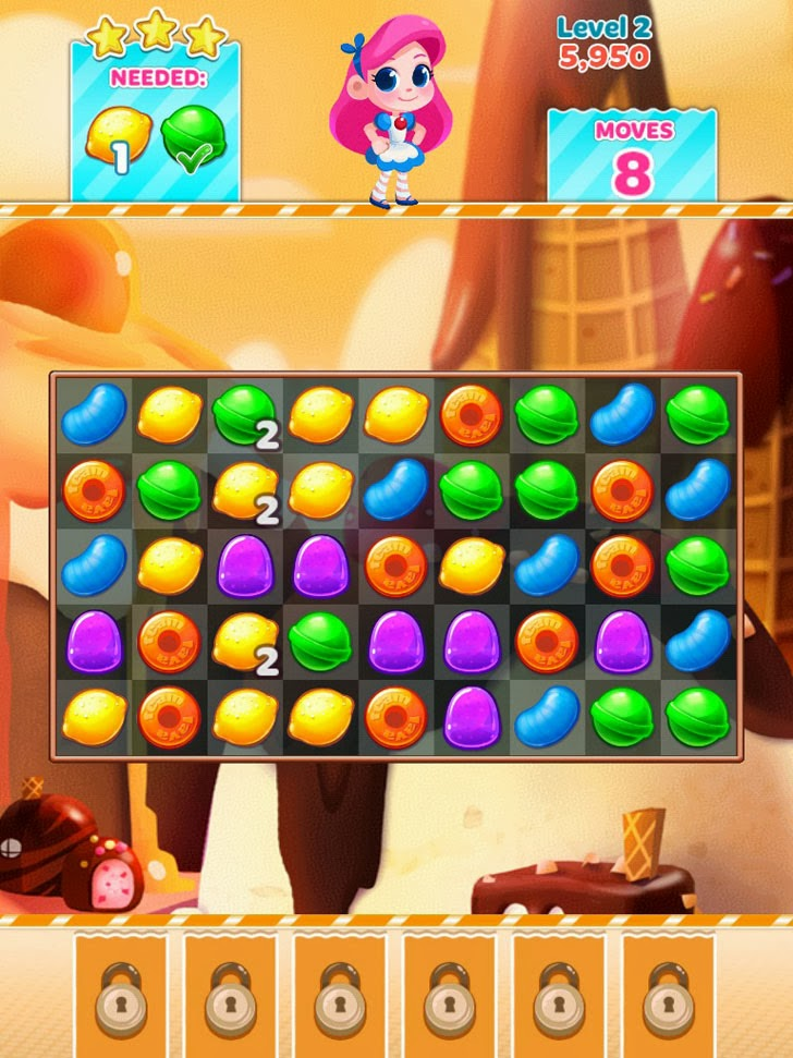 Candy Blast Mania App Game By TeamLava